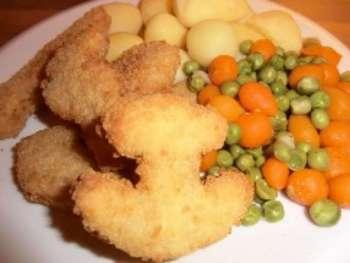 Happy Fisch mit Kartoffeln