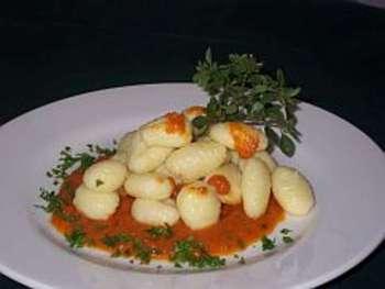 Italienische Gnocchi
