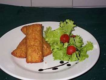 Kartoffeltaschen