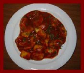 Gnocchis mit Tomatensoße