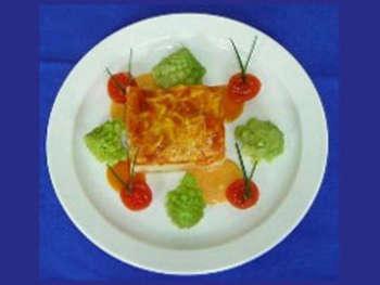 Lasagne Spinat-Tomate