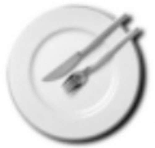 Hühnerfrikasse mit Karottenscheiben und Erbsen(c,g), Reis, Nachtisch