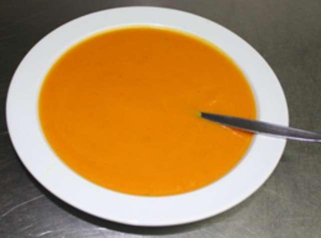 Karottensuppe