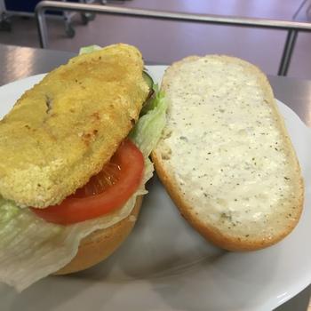 Fisch Burger