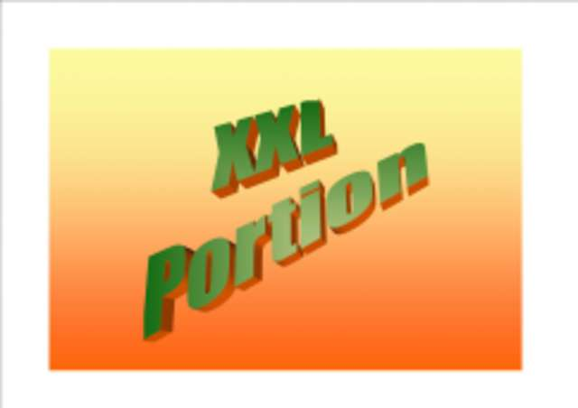 Putenrollbraten XL Portion