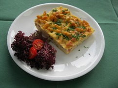 Maccaroniauflauf, Vegetarisch Chinakohlsalat Dressing Italienische Art