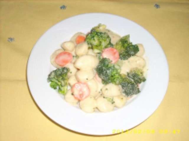Gnocchi mit Broccoli