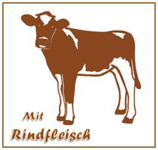 Rindergulasch (g,o), Semmelknödel (a,c,g), Salat (c,g,j,o), Apfelmus (3,o) mit Sahne (4,g)