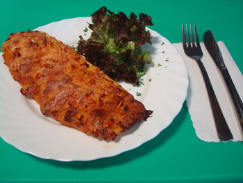 Tomate-Mozzarella Baguette 150g