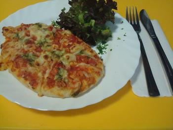 Margarita Bäcker-Pizza 175g