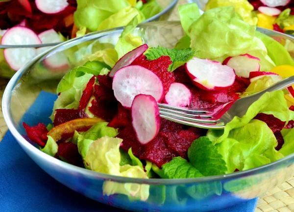 Salat klein