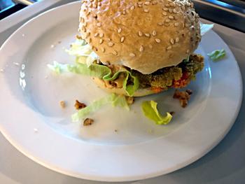 """""""Vegi"""" Burger"""