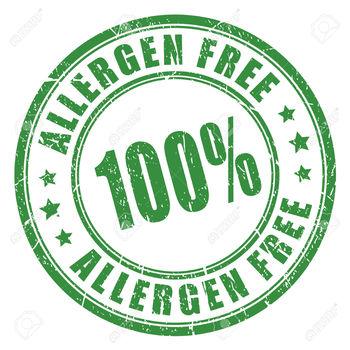 Allergenfreies Menü