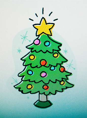 Wir wünschen allen frohe Weihnachten