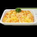 Kartoffel-Karotten-Gratin