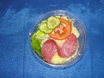 Schichtsalat