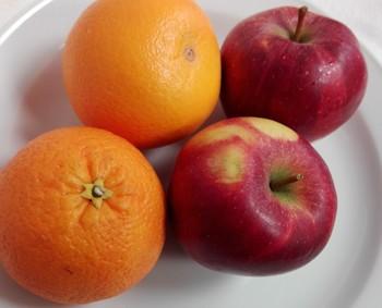 Obst der Saison