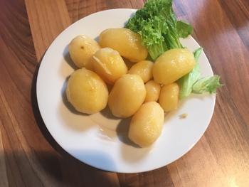 Portion Kartoffeln