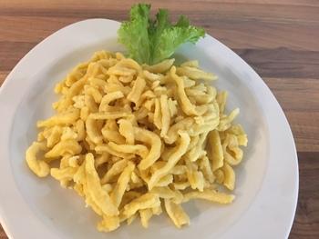 Portion Spätzle