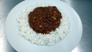 Chili con carne vom  Rind